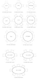 8 person table size 6 person dining table dimensions 8 person dining table dimensions round table