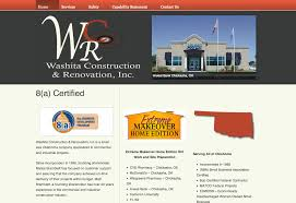 website development design all for him marketing solutions inc construction website