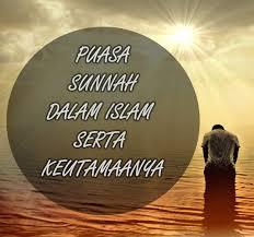 Image result for puasa sunnah