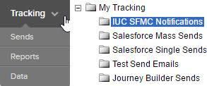 Track Data Marketing Cloud Guide Salesforce Marketing