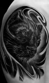Pin By Subject9098 On Cosplayroleplay Inspo Black Panther Tattoo