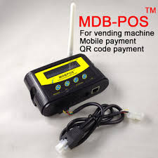Universal Vending Machine Code New 48g Version Mdb Cashless Payment Adapter For Vending Machine Qr