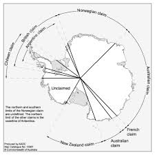 Fig 2 territorial claims in antarctica credit australian antarctic data centre