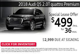 2018 audi lease deals. exellent audi ave with this columbus oh special offer on a new 2018 audi q5 20t in audi lease deals