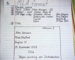 sample essay in mla format mla format in essay purdue owl mla  perfect mla format paper this two minute video will show you how to format a google