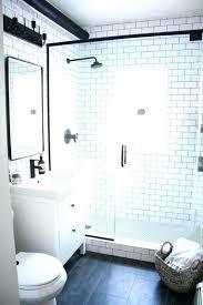 White tile bathroom ideas Black Grout White Tiles Bathroom Ideas Subway Tile Also Floor Tub Kitchen White Tiles Bathroom Ideas Subway Tile Also Floor Tub Kitchen Fuelcalculatorinfo Decoration White Tiles Bathroom Ideas Subway Tile Also Floor Tub