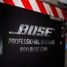 bose professional logo.