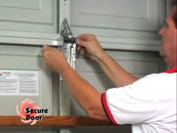garage door braceInstallation  Vertical Bracing System  Garage Door Hurricane
