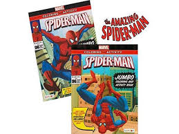 That's what we call the totally amazing set of spiderman coloring pages for children! Spider Man Coloring Activity Book Set 2 Books 96 Pgs Each By Marvel Comics Newegg Com
