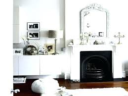 mirrors over fireplace decoration decorative mirrors for above fireplace gorgeous living large mirror over fireplace inspirations
