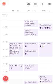 Calendar Interface Design Stunning Examples Of Calendar Mobile App Design 1stwebdesigner