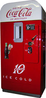 1950 Vendo 39 Coca Cola Vending Machine Enchanting Route 48 Store Vendo 48 Coca Cola Machine USA 48 Restored