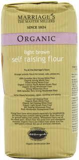 Light Brown Self Raising Flour Marriages Organic Light Brown Self Raising Flour 1 5 Kg