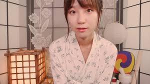 traditional korean makeup on you asmr tingly makeup artist