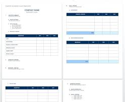 Budget Proposal Template Word Template Budget Proposal Template Word Business Plan Startup Free 17