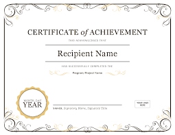 004 Image Microsoft Word Certificate Template Free Download