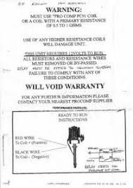 pro comp distributor wiring diagram images mallory 6al wiring pro comp 8000 distributor wiring diagram pro