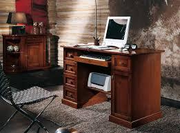 Porte In Legno Massello Grezze : Scrivania porta computer grezza mobili lapi