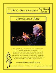 Honeysuckle Rose Arr Bill Holman
