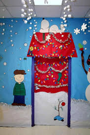 winter door decorating contest. Door Decorations Contest Office Holiday Decorating Ideas Fun Steps On Pinterest Best Funny Christmas Winter P