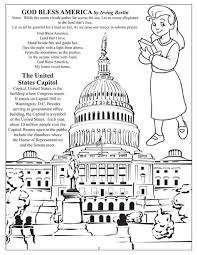 Texas State Capitol Building Coloring Page | Like Success