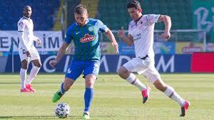Çaykur Rizespor ile Gençlerbirliği 1-1 berabere kaldı - Spor Haberleri