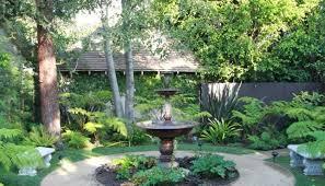 english garden design. Romantic English Garden Design LA D