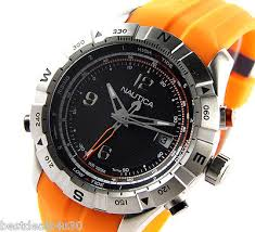 new nautica men s yachting nst 550 watch thermometer tide new nautica men s yachting nst 550 watch thermometer tide indicator and compass