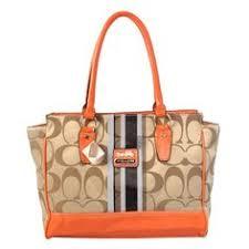 Coach Logo Monogram LZ1120 Satchel In Apricot Coach Purses Cheap, Cheap Coach  Handbags, Coach