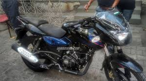 Pulsar Sticker Design Facelifted Bajaj Pulsar 150 Spied