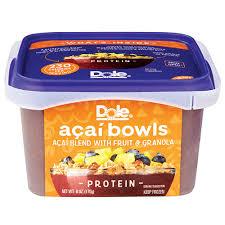 acai bowls protein