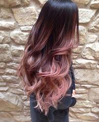 Rose Gold Hair Inspiration For Your