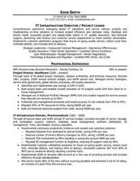 A Professional Resume Template For An Operations Manager. Want It ...