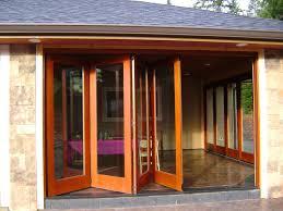 exterior accordion doors. Bi Folding Glass Doors Exterior Accordion