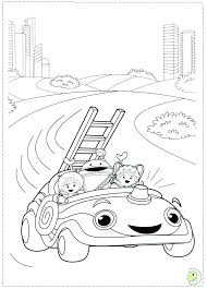Umizoomi Coloring Coloring Pages Printable Team Coloring Pages To