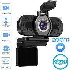 HD 1080P Webcam Abdeckung USB Web Kamera mit Mikrofon PC Laptop Computer  Kamera für Youtube Video Anruf Web Cam für Twitch Live|Webcams