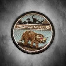 Embroidery | Patches for Jackets | <b>Dinosaur Patch</b> | <b>Jurassic</b> Park ...