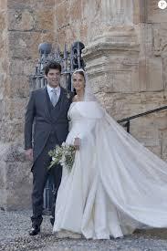 Charlotte Wellesley Et Alejandro Santo Domingo Mariage Sous Le Mariage De Marie