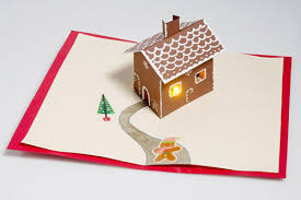 Popup Book Templates Let It Glow Holiday Cards Learn Sparkfun Com