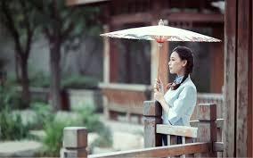 Image result for 煙雨·江南·油紙傘