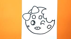 Comment Dessiner Un Cookie Fille Kawaii Youtube