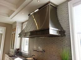 Stainless Steel Range Hood By Kevin Foley Harper Remodel Ideas