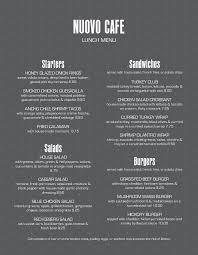 Menu Designs Beautiful Cafe Menu Templates And Designs Musthavemenus