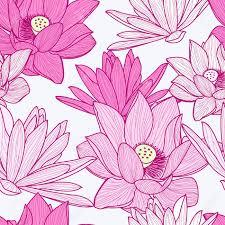 Lotus Pattern Best Decorating