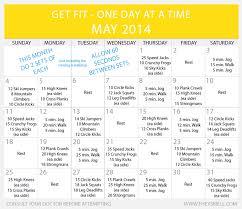 daily beginner workout plan