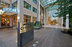 microsoft office in seattle. Bellevue Civica Office Commons Hines REIT AEW Capital Management LMN Architects Wells Fargo MetLife Microsoft Blackstone In Seattle O