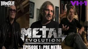 Vh1 Metal Evolution Chart Metal Evolution Hosted By Sam Dunn Episode 01 Full Pre Metal