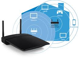 linksys wap300n wireless access point n300 dual band two detachable antennas