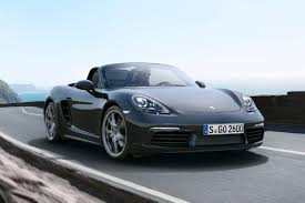 2018 porsche spyder price. interesting spyder 2018 porsche 718 boxster convertible exterior on porsche spyder price