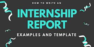 Internship Report Writing For Law Students